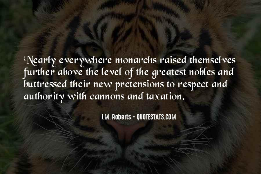 Raised With Respect Quotes #68606
