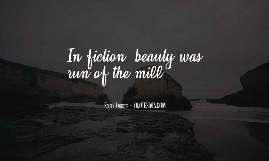 Quotes About Beauty From Books #294505