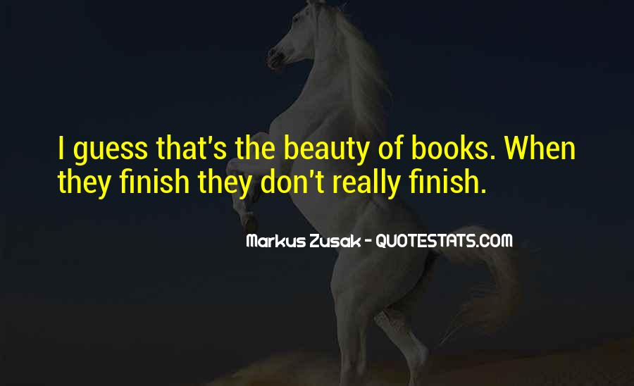 Quotes About Beauty From Books #542258