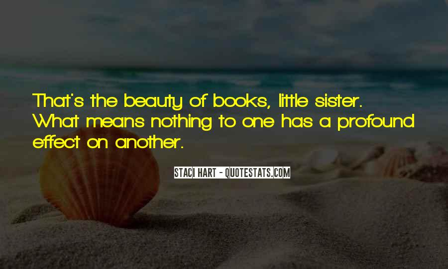 Quotes About Beauty From Books #855128