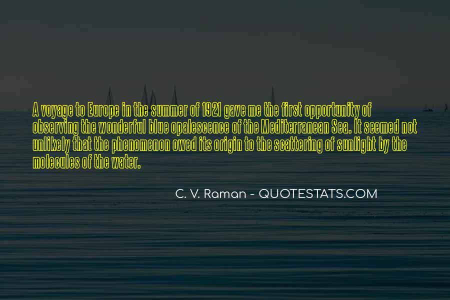 Raman Quotes #847545