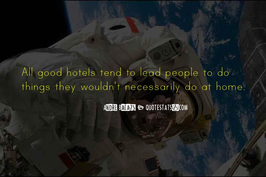 Randolph Stone Quotes #1330439