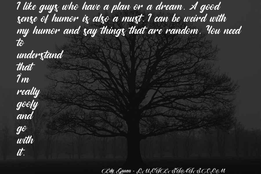 Random Weird Quotes #222603