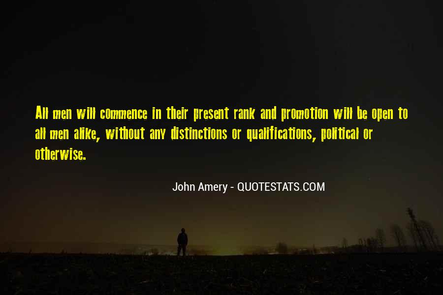 Rank Promotion Quotes #1474683