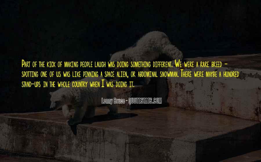Rare Breed Quotes #1415442