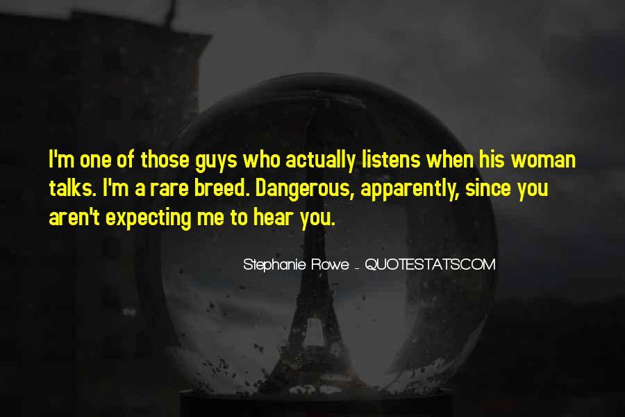 Rare Breed Quotes #1496564