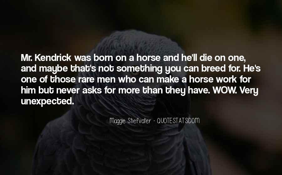 Rare Breed Quotes #705407