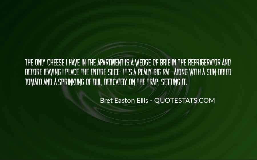 Rat And Cheese Quotes #476242