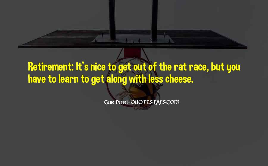 Rat And Cheese Quotes #648705