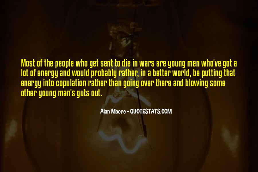 Rather Die Young Quotes #1661958