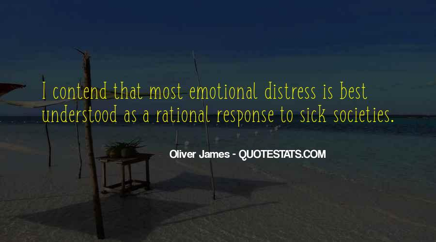 Rational Over Emotional Quotes #1139070
