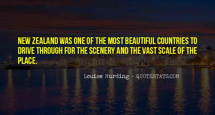 Quotes About Beautiful Scenery #1319619