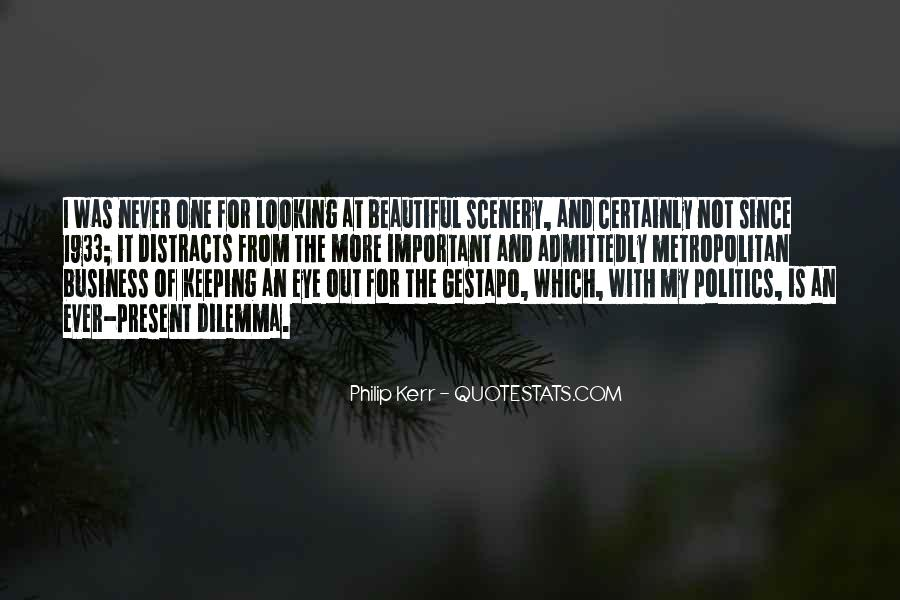 Quotes About Beautiful Scenery #778544