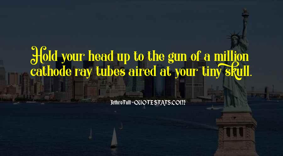 Ray Gun Quotes #172921