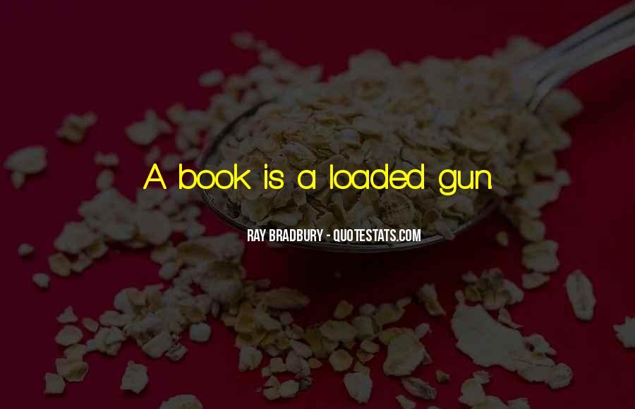 Ray Gun Quotes #45067