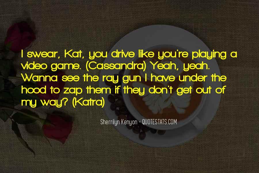 Ray Gun Quotes #740653