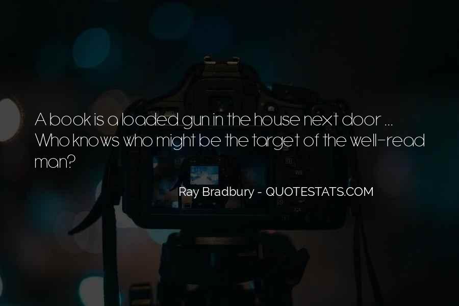 Ray Gun Quotes #898908