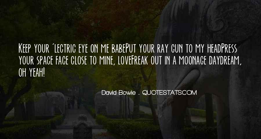 Ray Gun Quotes #953430