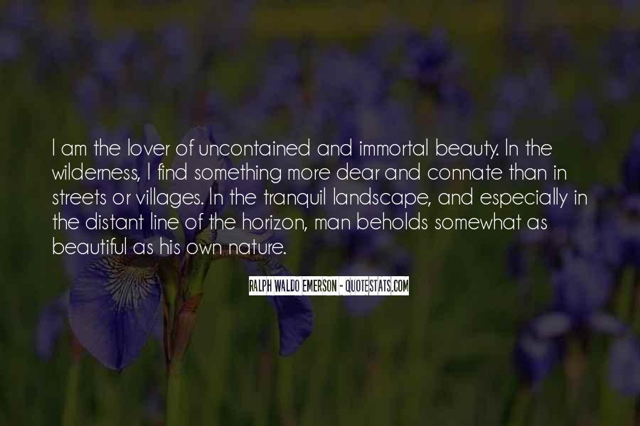 Quotes About Beautiful Villages #1104115