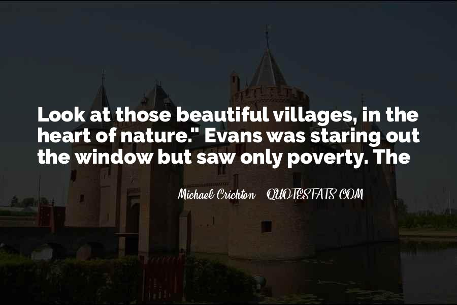 Quotes About Beautiful Villages #1849689