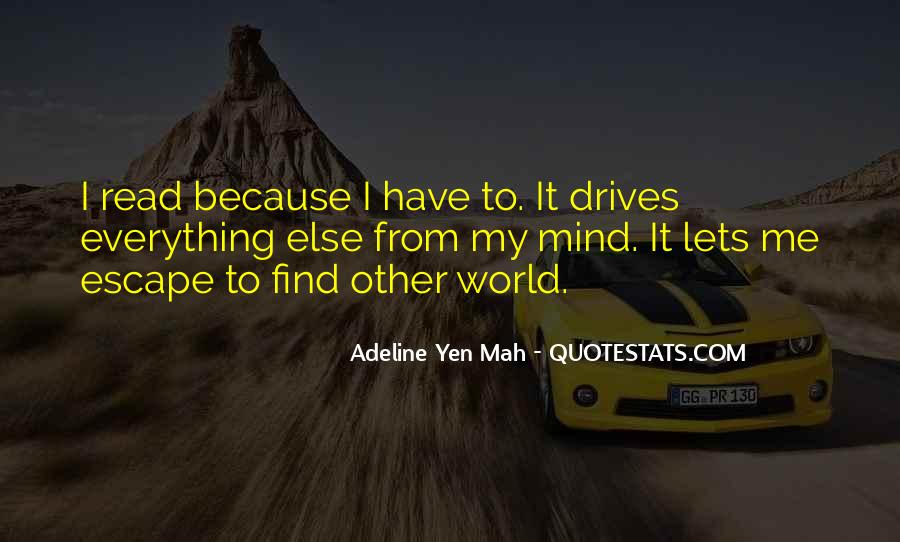 Read My Mind Quotes #1051962