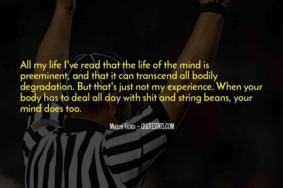 Read My Mind Quotes #295124