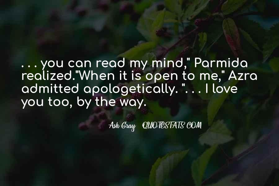 Read My Mind Quotes #466601