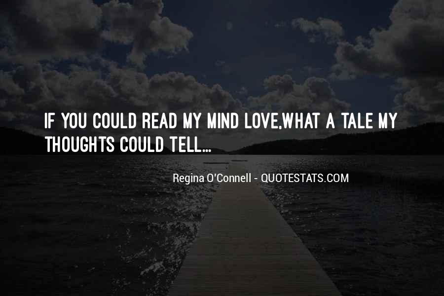 Read My Mind Quotes #504257