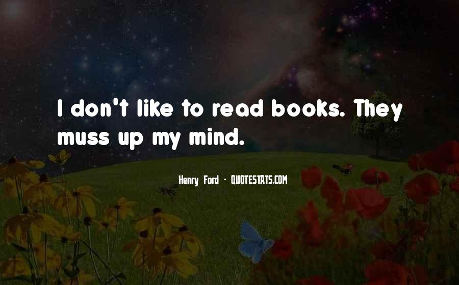 Read My Mind Quotes #676825