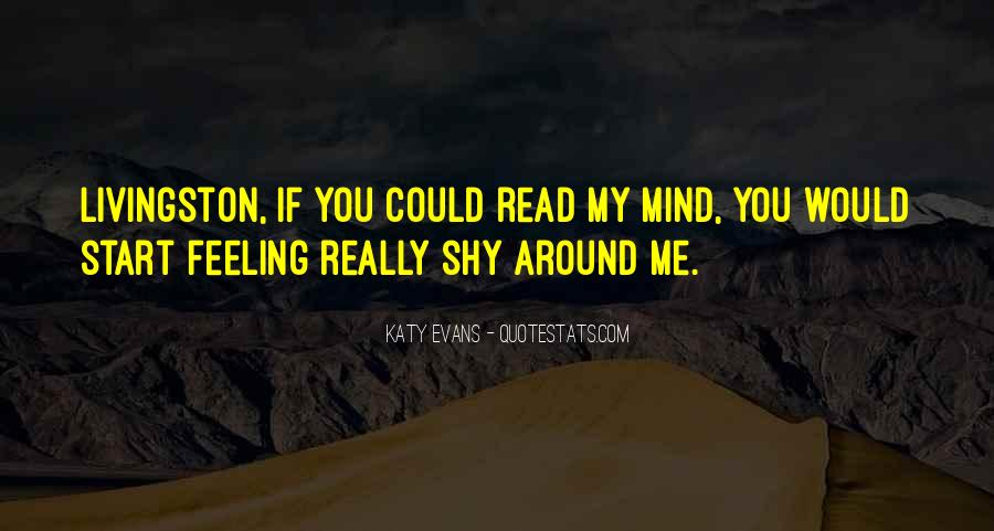 Read My Mind Quotes #951222