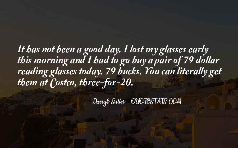 Reading Glasses Quotes #1523610