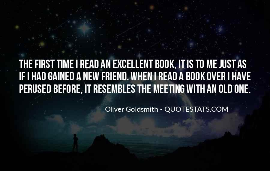 Reading Old Books Quotes #120954