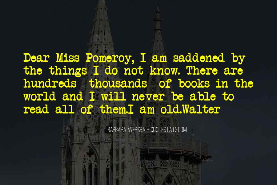 Reading Old Books Quotes #1313959