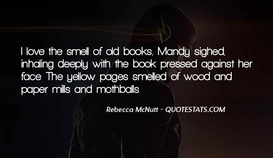 Reading Old Books Quotes #3572