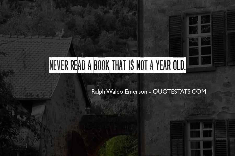 Reading Old Books Quotes #770162