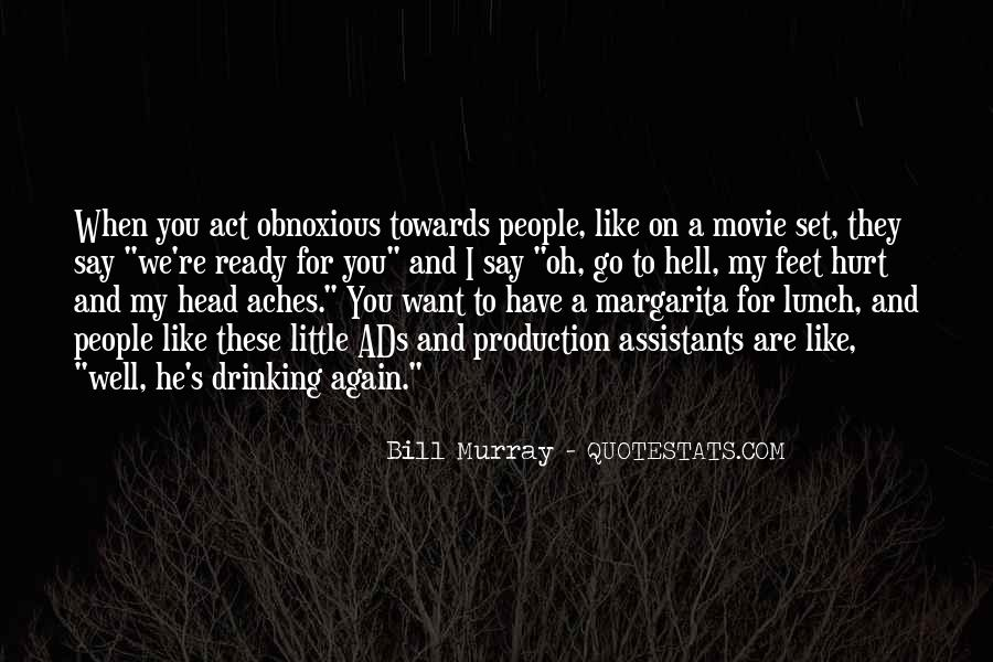 Ready To Get Hurt Quotes #82594