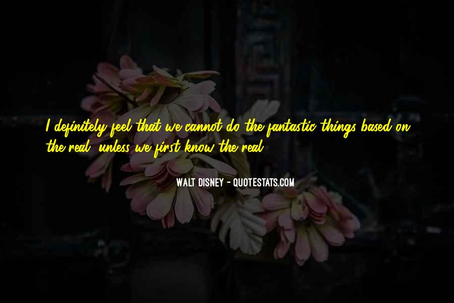 Real Disney Quotes #1361795