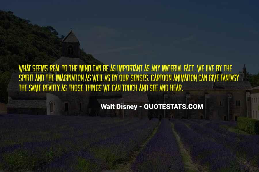 Real Disney Quotes #411257