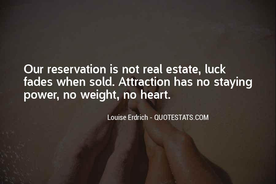 Real Estate Sold Quotes #320607