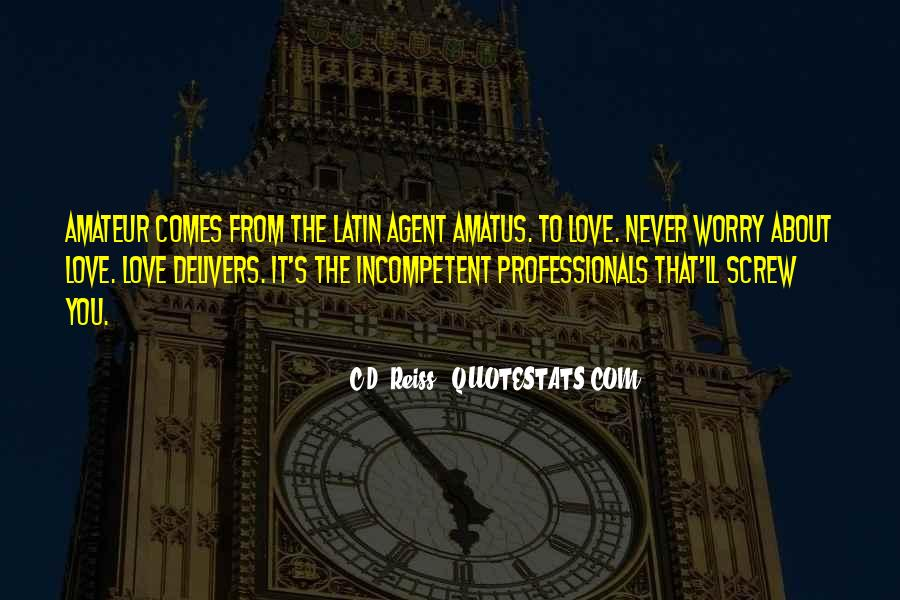 Quotes About Amatus #1478588