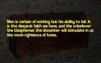 Realism Pessimism Quotes