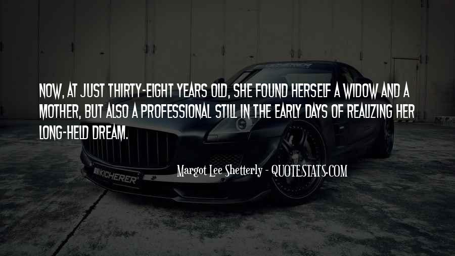 Realizing Dream Quotes #351109