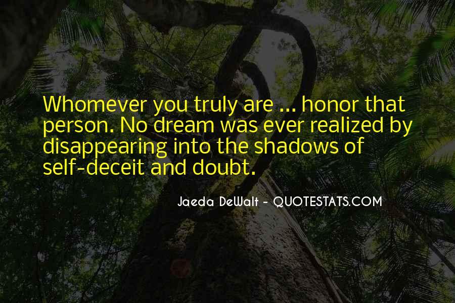 Realizing Dream Quotes #533286