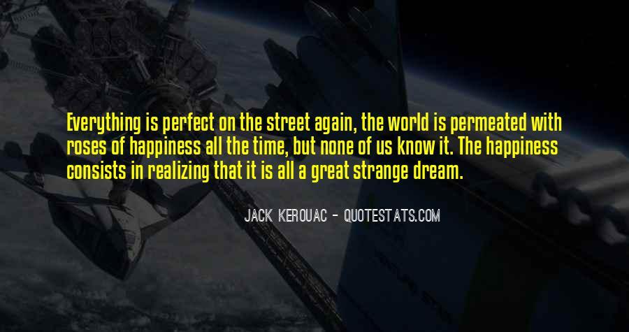 Realizing Dream Quotes #566376