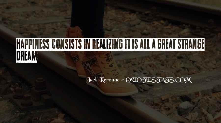Realizing Dream Quotes #883683
