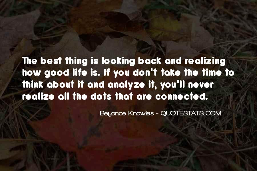 Realizing Dream Quotes #889431