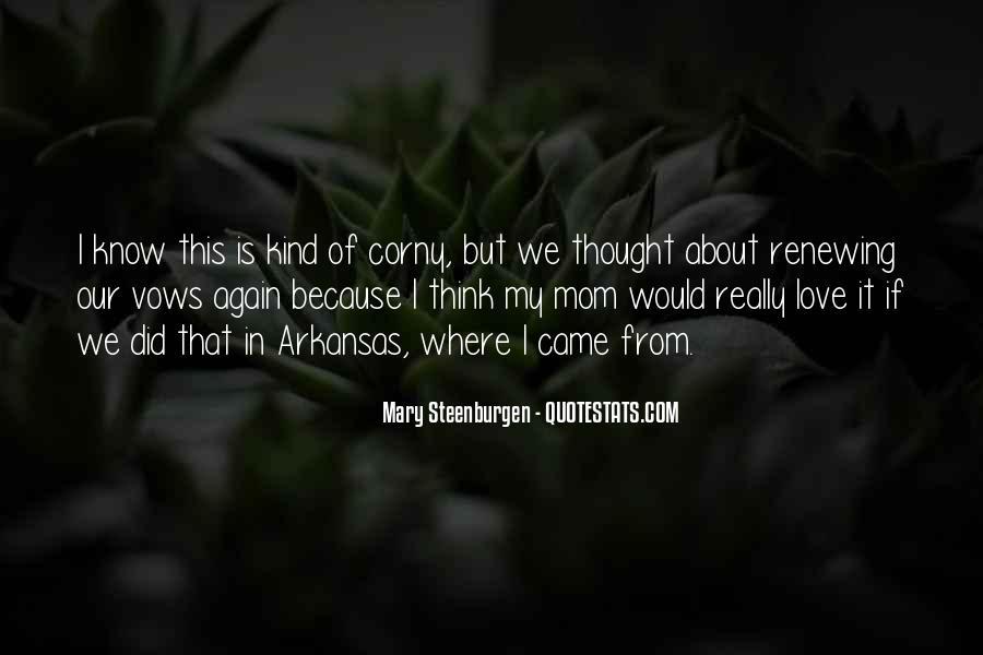Really Corny Love Quotes #335893