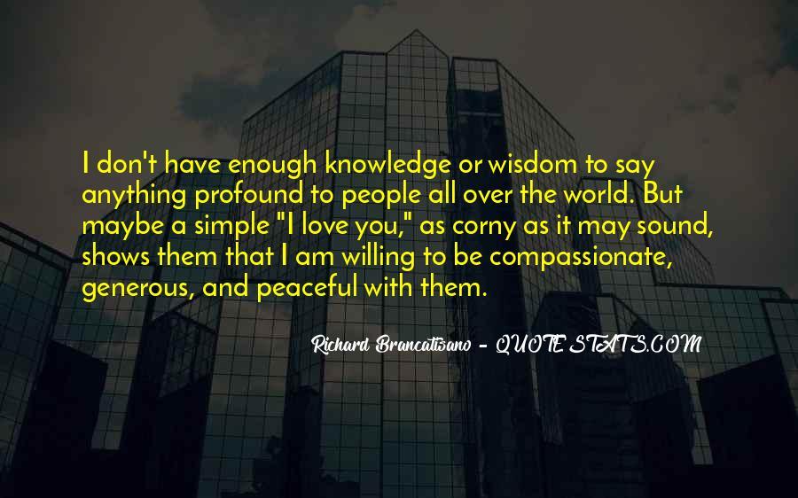 Really Corny Love Quotes #554706