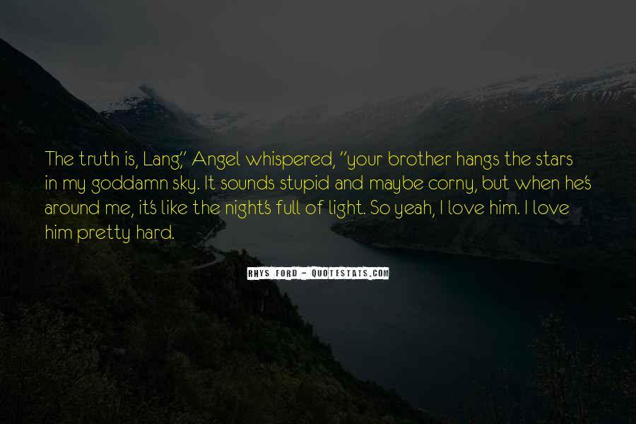 Really Corny Love Quotes #979822