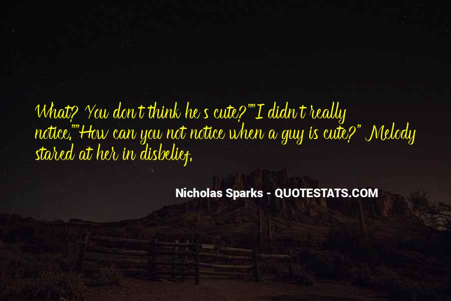 Really Cute Quotes #1472505